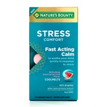 Nature's Bounty Stress Comfort Fast Acting Calm