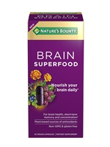 Nature's Bounty Brain Superfood