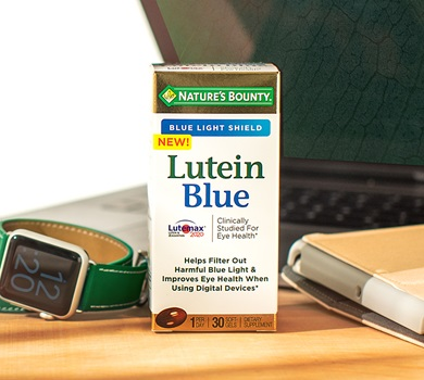 lutein blue intro small