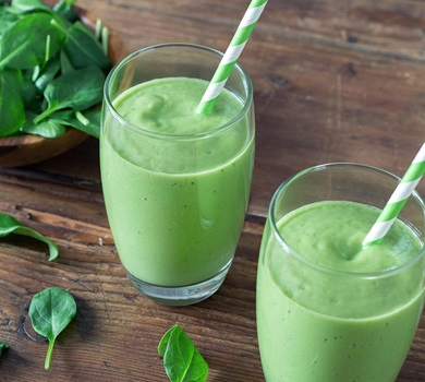 green smoothie sm