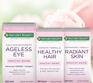 Hair, Skin & Nails (80) | Nature\'s Bounty - Be Your Healthy Best