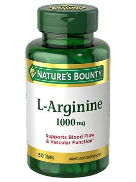 Best l arginine supplement