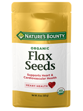 Cold Milled Organic Flax