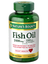 Odorless Fish Oil