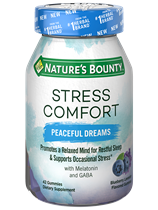 Stress Comfort - Peaceful Dreams (42 Gummies)
