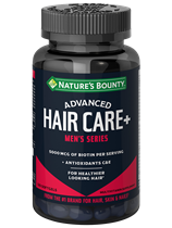 Advanced Men's Series Hair Care+ (120 Softgels)