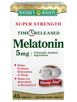 Melatonin - 5mg (45 Tablets)