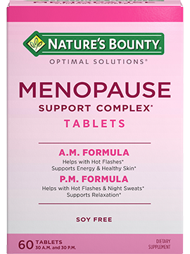 Complete Menopause Support Complex 60 30 A M 30 P M
