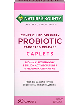 Controlled Delivery Probiotic