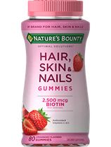 Natures Way Hair Skin And Nails Review
