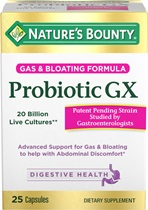 Nature Made Probiotic Gx