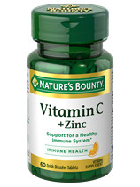 Quick Dissolve Vitamin C Plus Zinc