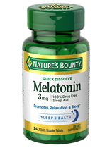 Quick Dissolve Melatonin