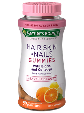 Hair, Skin & Nails + Collagen 80 ct