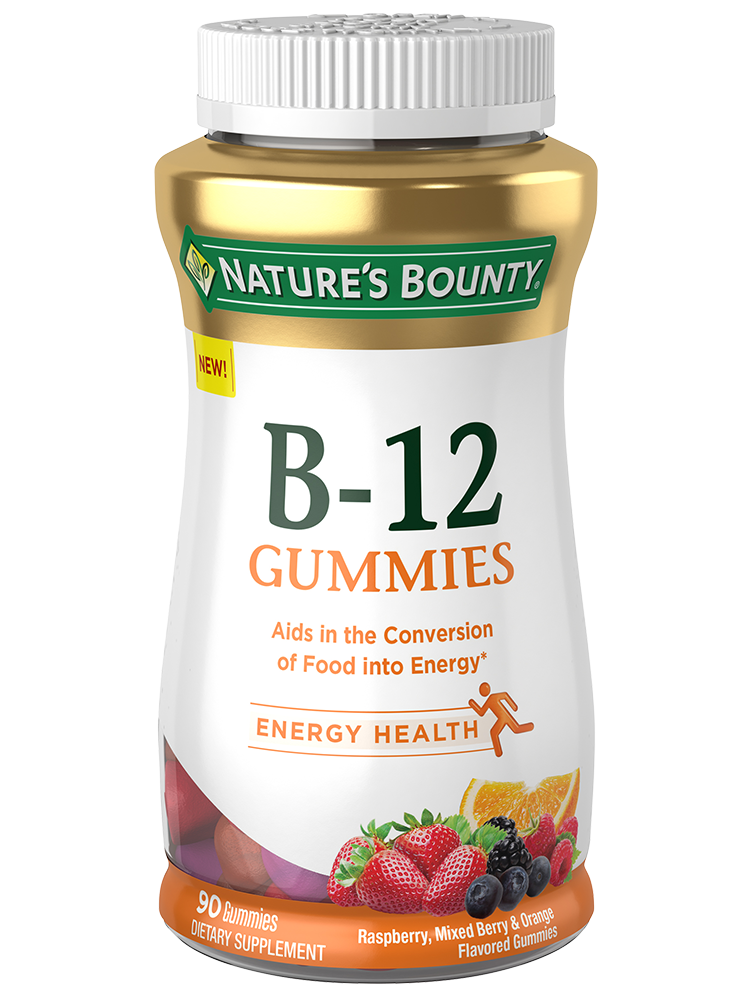 Nature's Bounty - Be Your Healthy Best