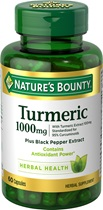 Turmeric 1,000 mg plus Black Pepper Extract