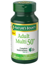 Adult Multi 50+ (100 Tablets)