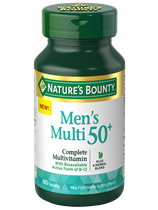 Men's Multi 50+ (80 Tablets)