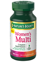 Women's Multi (100 Tablets)