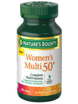 Women's Multi 50+ (80 Tablets)