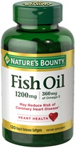 Cholesterol Free Fish Oil