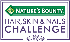 Nature's Bounty Hair, Skin & Nails Challenge