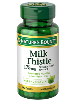 Nature S Bounty Milk Thistle  Mg