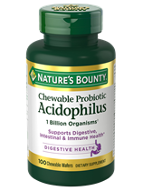 Chewable Acidophilus with Bifidus