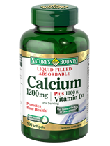 Absorbable Calcium with Vitamin D3