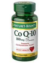 CoQ10  Plus (with L-Carnitine)