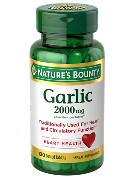 Odor Free Garlic