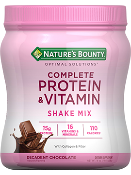 Complete  Protein & Vitamin  Shake Mix