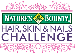 Take the Nature's Bounty Hair, Skin and Nails Challenge